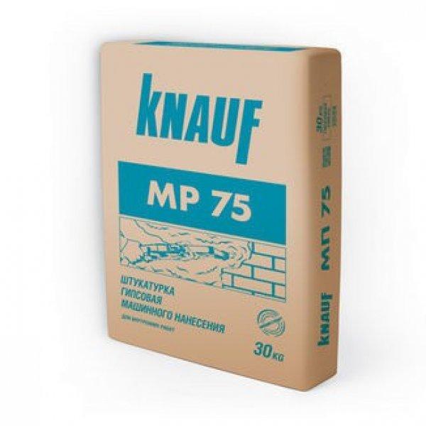 Машинанная штукатурка KNAUF Мп 75