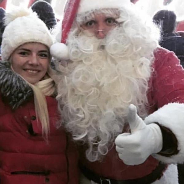 Дед Мороз вызов заказ в киеве