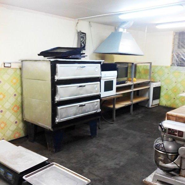 Помещение под пекарню, кондитерскую (цех)