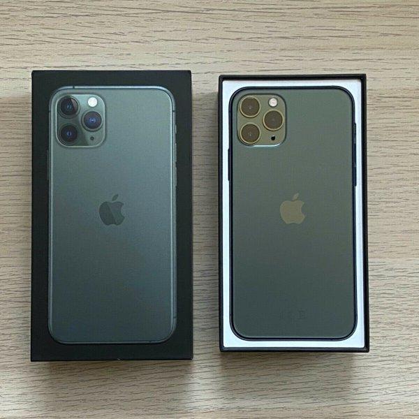 iPhone 11 64GB..$470 iPhone 11 Pro  64GB..$600 iPhone 11 Pro Max