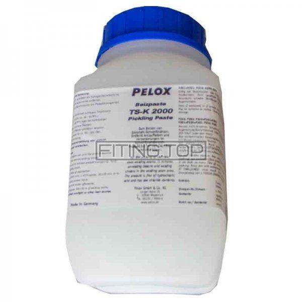Травильная паста PELOX TSK-2000 для нержавеющих швов