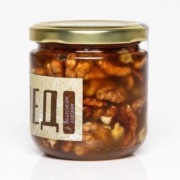 Вкусный конфитюр, джемы, мед, орехи в меде!
