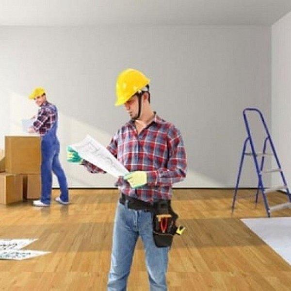 комплексный ремонт квартир дом