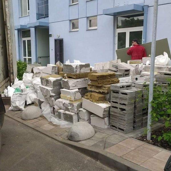 Вывоз мусора доставка перевозки Киев, киевская область