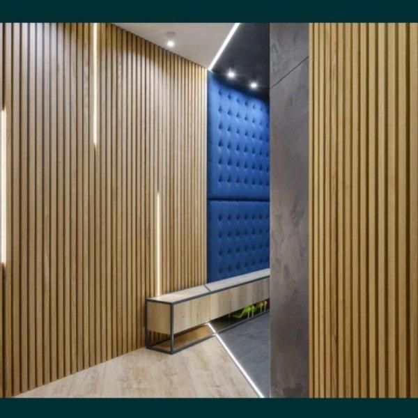 Декор из дерева , рейка, брус, панно на стену