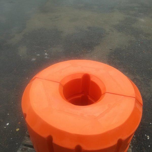Виготовлення поплавків до пульпопроводів земснарядів