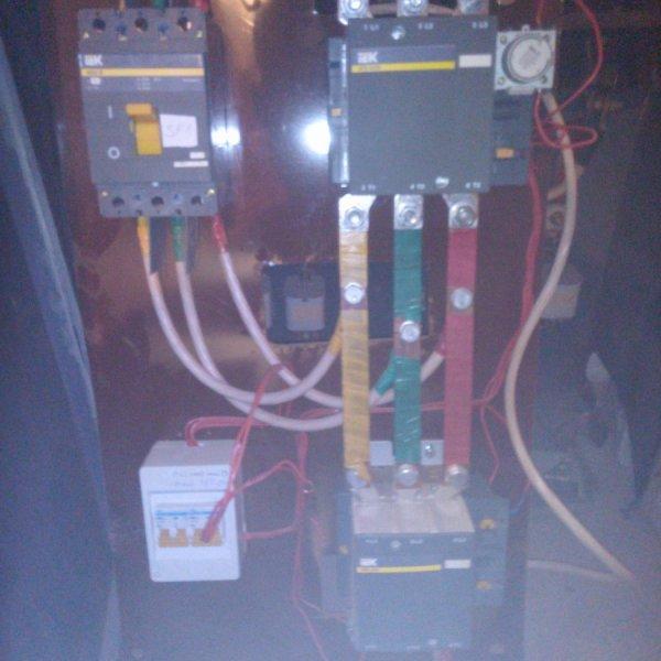IEK ВА88-35, 3Р, 250А, контактор КТИ 5225 (225 А), система АВР