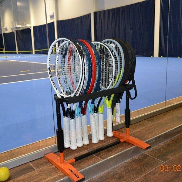 Теннисный комплекс Marina tennis club в Киеве.