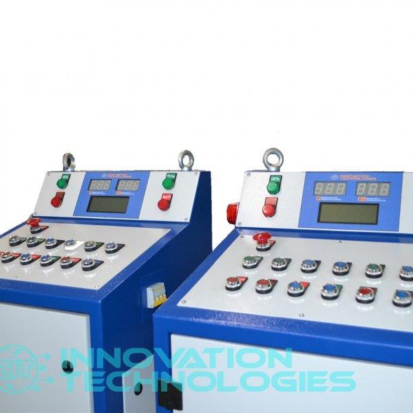Панель управления для плавильного агрегата и ТПЧ.