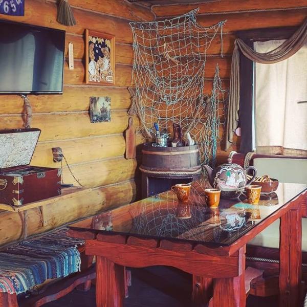 Баня Домик Рыбака