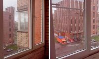 Мойка окон, витрин, панорамных окон